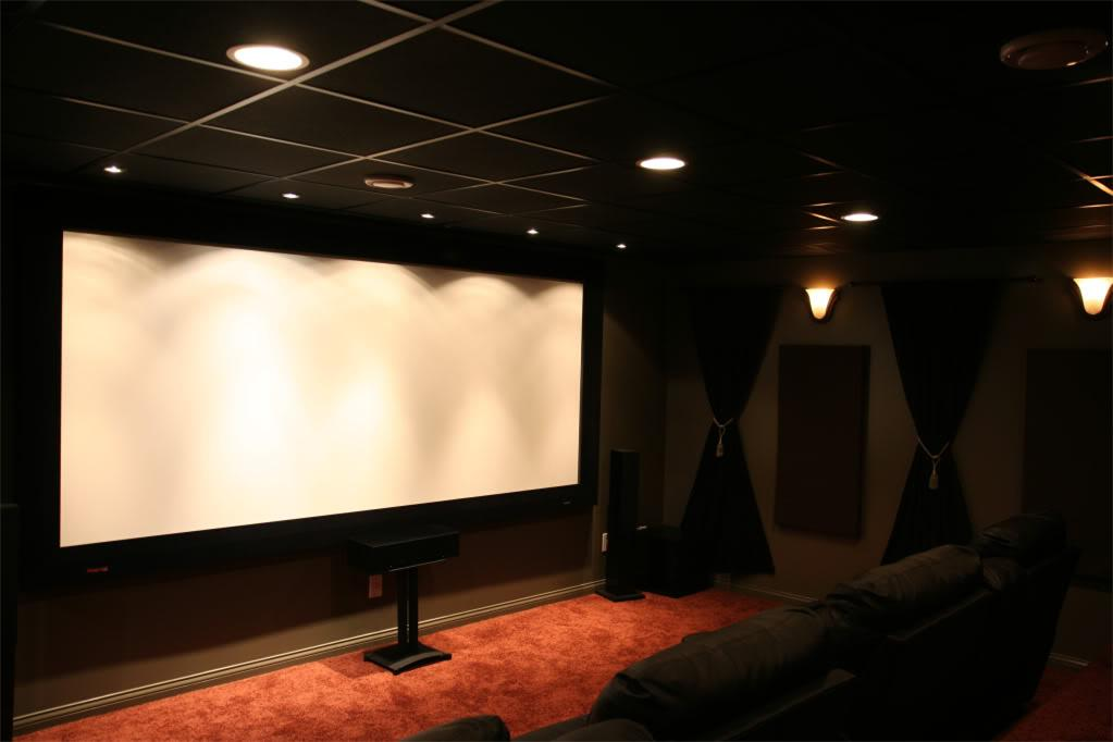 home theater image.