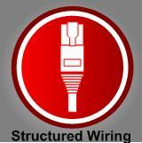 structered wiring icon.