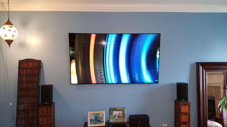 Best TV Installation Houston iTEK